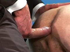 I Quit Movie Scene. Starring Neil Stevens and Justin Harris. Posted by: Men at Play