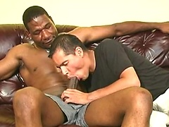 Anthony in interracial threesome. Posted by: Blacks On Boys