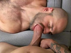 Horny mature hunks Brenn Wyson and David Chase fucking. Posted by: Extra Big Dicks
