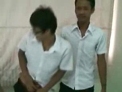 Thai Geek Caught in a Gay Menage a Trois. Posted by: BoyKakke