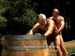 Daddies ass fucked. Starring Tom Dixter Pounds Allen Silver. Posted by: Pantheon Bear
