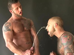 HARD & WET - 03 Jonathan Agassi and Manuel DeBoxer. Posted by: Lucas Entetainment