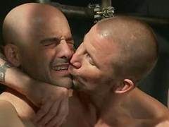 Gay men slaved, tied and fucked. Posted by: Bound Gods