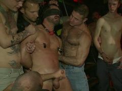 Inside Mack Prison - Sex Club. Posted by: Bound in Public