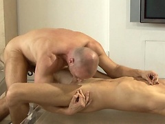 Fire in my hole. Starring Steven Ddaigle and Nathan Price. Posted by: UKNakedmen