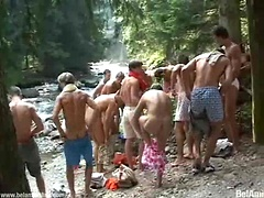 Just For Fun - muscled twinks orgy. Posted by: Bel Ami Online