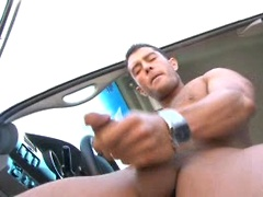 A Camera and A Cock. Cody strokes dick. Posted by: Cody Cummings