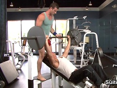 Gavin Waters and Rusty Stevens. Workout and fuck.. Posted by: Hot Jocks Nice Cocks