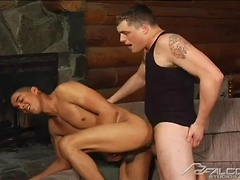 Snow Trip, Vol. 5 - Big Bear. Posted by: Falcon Studios