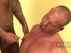 Dirty Raunch King Jonathan Agassi Pisses on and Fists Zsolt XL. Posted by: Lucas Entetainment