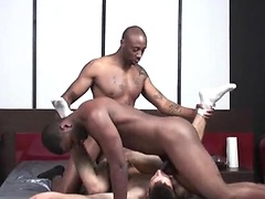 Peter fucked by two black guys. Posted by: Blacks On Boys