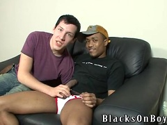 Twink got his ass fukced by black boy. Posted by: Blacks On Boys