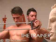 The trainer. Posted by: LucasKazan