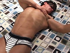 Christopher jerking off boner. Posted by: Maskurbate