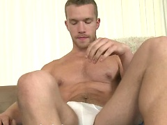 Jake Andrews jerking off dick. Posted by: Randy Blue