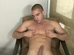 Anthony Cage jacking off dick. Posted by: Randy Blue