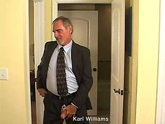 Karl Williams jackoff dick. Posted by: Hot Older Male