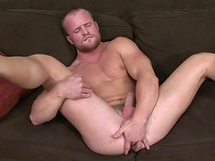 Nash Lawler with Toy. Posted by: Falcon Studios