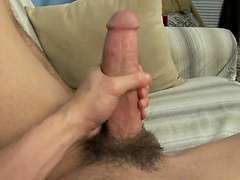 Mike King jacking off dick. Posted by: Extra Big Dicks