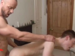 Muscle hunk fucks young ass. JP Dubois and Nathan Price.. Posted by: Alpha Male Fuckers
