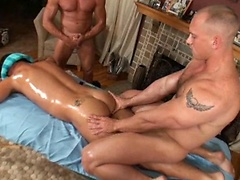 Tag Team Erotic Massage. Posted by: Massage Bait