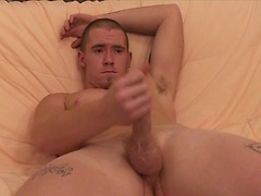 Capin jacking off dick. Posted by: Amateur Straight Guys