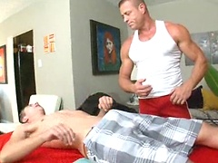 Aroused During Massage. Posted by: Massage Bait