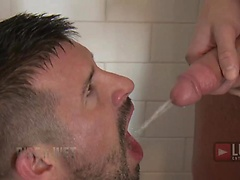 Kyle King Uses Lucas Exclusive Tate Ryder's Mouth as a Urinal. Posted by: Lucas Raunch