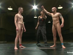 Drake Jaden vs. Tucker Forrest. Posted by: Naked Kombat