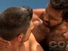 Studs making love under the sun until they both ejaculate!. Posted by: Colt Studio