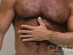 Nice dude with smoking hot body stroking his hard dick here. Posted by: Colt Studio