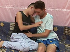 Hot twink with a unique style pounding an older stud. Posted by: GayLifeNetwork