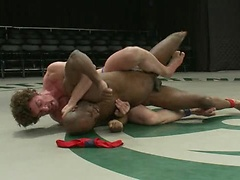 Race Cooper vs Jeremy Tyler. Posted by: Naked Kombat