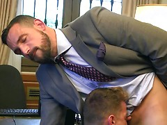 BEG & STEAL. Starring DARIUS FERDYNAND & ENZO RIMENEZ. Posted by: Men at Play