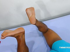 Rizal Solo Feet Wank. Posted by: Twinky Feet