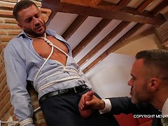 BOUND. Starring MANUEL SKYE & EMIR BOSCATTO. Posted by: Men at Play